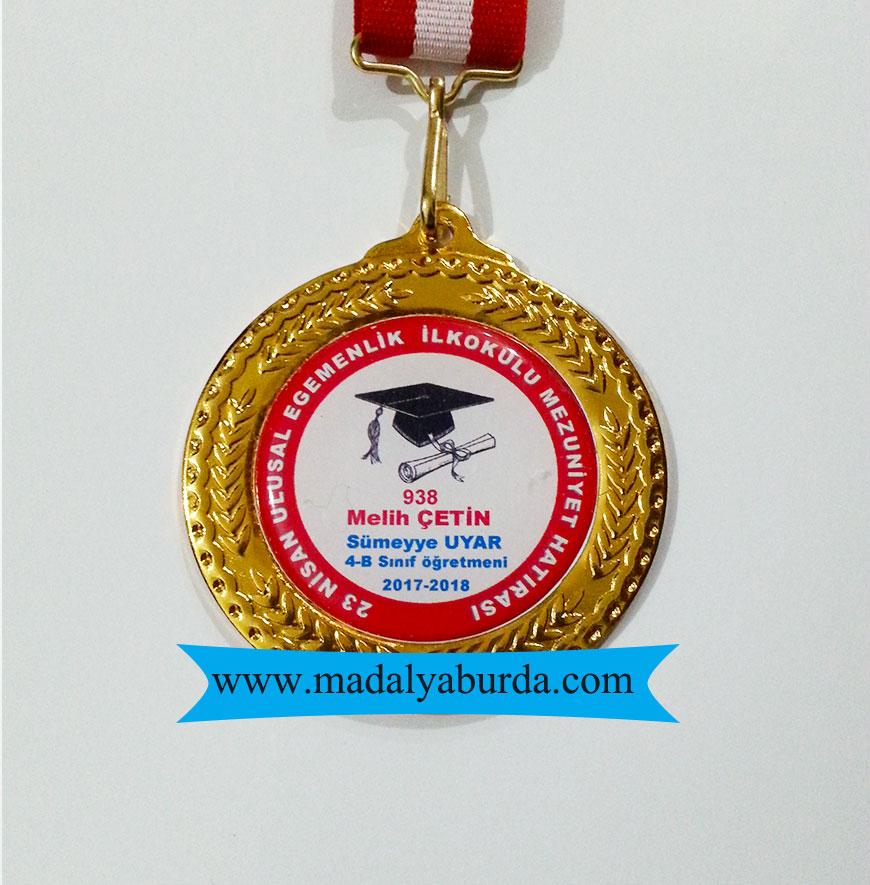 madalya-okul-mezuniyet–madalyası