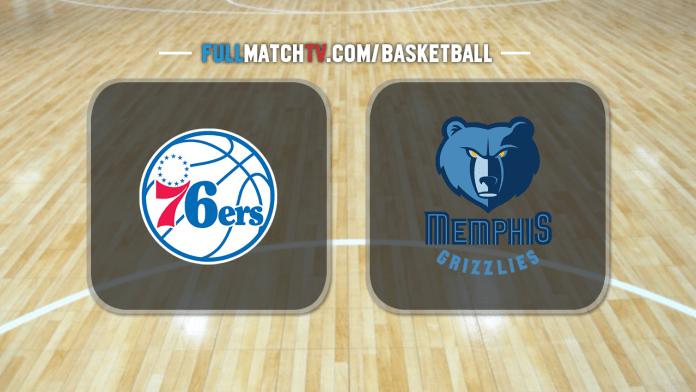 Philadelphia 76ers at Memphis Grizzlies