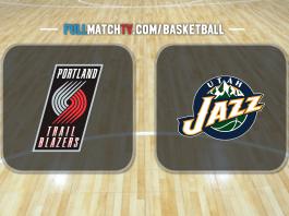 Portland Trail Blazers vs Utah Jazz