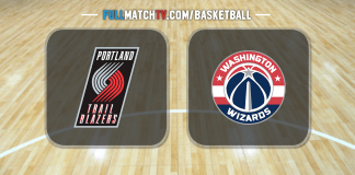 Portland Trail Blazers vs Washington Wizards