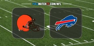 Cleveland Browns vs Buffalo Bills