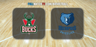 Milwaukee Bucks vs Memphis Grizzlies