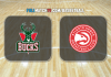 Milwaukee Bucks vs Atlanta Hawks