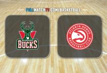 Milwaukee Bucks vs Atlanta Hawks