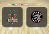 Milwaukee Bucks vs Toronto Raptors