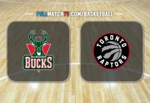 Milwaukee Bucks vs Toronto Raptors