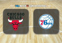 Chicago Bulls vs Philadelphia 76ers
