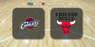 Cleveland Cavaliers vs Chicago Bulls