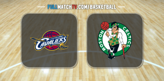 Cleveland Cavaliers vs Boston Celtics