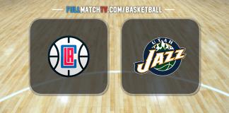 Los Angeles Clippers vs Utah Jazz