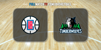 Los Angeles Clippers vs Minnesota Timberwolves