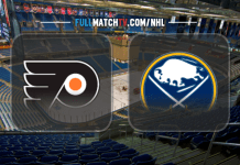 Philadelphia Flyers vs Buffalo Sabres