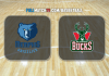 Memphis Grizzlies vs Milwaukee Bucks