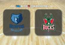 Memphis Grizzlies vs Milwaukee Bucks