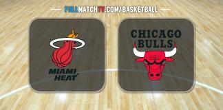 Miami Heat vs Chicago Bulls