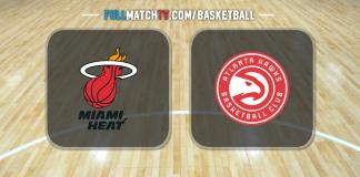 Miami Heat vs Atlanta Hawks