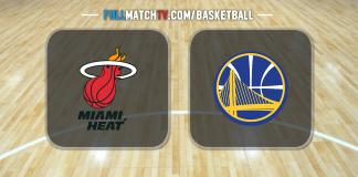 Miami Heat vs Golden State Warriors