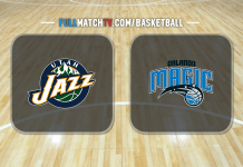 Utah Jazz vs Orlando Magic