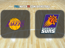 Los Angeles Lakers vs Phoenix Suns