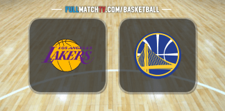 Los Angeles Lakers vs Golden State Warriors