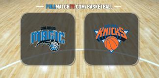 Orlando Magic vs New York Knicks