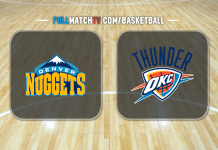 Denver Nuggets vs Oklahoma City Thunder