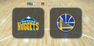Denver Nuggets vs Golden State Warriors