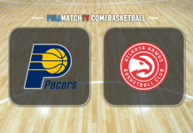 Indiana Pacers vs Atlanta Hawks