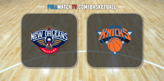 New Orleans Pelicans vs New York Knicks