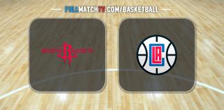 Houston Rockets vs Los Angeles Clippers