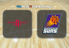 Houston Rockets vs Phoenix Suns