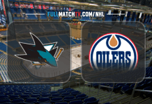 San Jose Sharks vs Edmonton Oilers