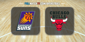 Phoenix Suns vs Chicago Bulls