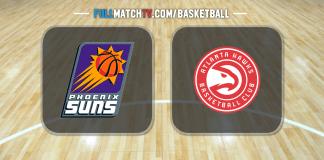 Phoenix Suns vs Atlanta Hawks