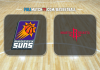 Phoenix Suns vs Houston Rockets