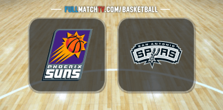 Phoenix Suns at San Antonio Spurs