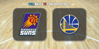 Phoenix Suns vs Golden State Warriors