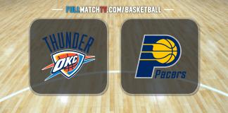 Indiana Pacers vs Oklahoma City Thunder
