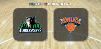 Minnesota Timberwolves vs New York Knicks