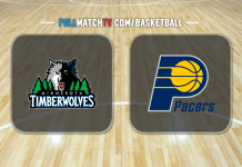 Minnesota Timberwolves vs Indiana Pacers