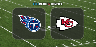 Tennessee Titans vs Kansas City Chiefs
