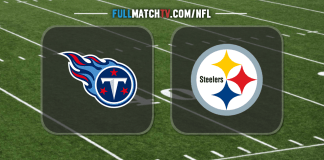 Tennessee Titans vs Pittsburgh Steelers