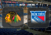 Chicago Blackhawks vs New York Rangers