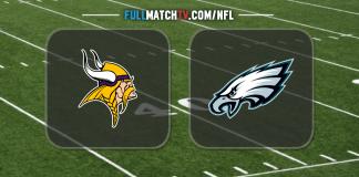 Minnesota Vikings vs Philadelphia Eagles