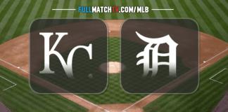 Kansas City Royals vs Detroit Tigers