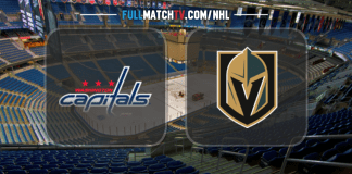 Washington Capitals at Vegas Golden Knights