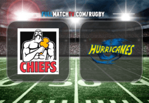Chiefs vs Hurricanes
