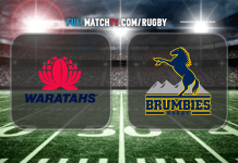 Waratahs vs Brumbies