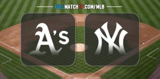 Oakland Athletics vs New York Yankees