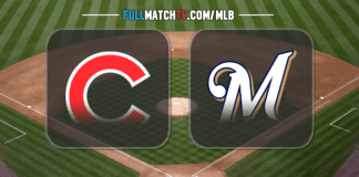 Chicago Cubs vs Milwaukee Brewers